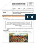 Guia sobre culturas mesoamericanas grado septimo