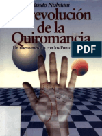 Yasuto Nishitani 'La Revolucion De La Quiromancia испанский