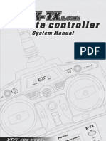 KDS 7X Manual