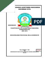 Formato Fp-16.1 =Memorando Aud Muni Prov Bella Durmiente 2019