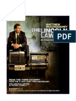 The Lincoln Lawyer -- Read the Book Now! Watch the Movie in Theaters March 18!