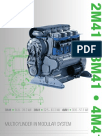Hatz Diesel Engine 2M41 brochure
