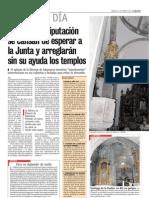 Arreglo de Iglesias en Salamanca.Puente del Congosto 2011