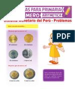 Sistema-Monetario-del-Perú-para-Primero-de-Primaria