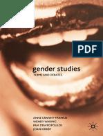 Gender Studies_ Terms and Debates ( PDFDrive )