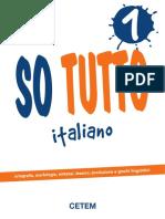 Colosio a. - So Tutto 1. Italiano