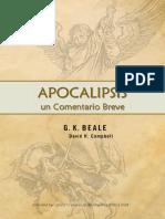 Apocalipsis Un Comentario Breve - G. K. Beale - David Campbell