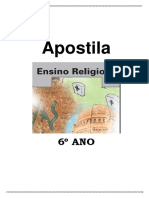 Apostila 6 ANO
