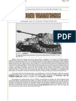 Tiger Tank - Various variants