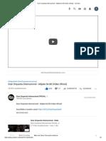 Gran Orquesta Internacional - Aléjate De Mí (Video Oficial) - YouTube