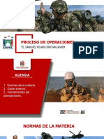 TAREA 3 - PROCESO DE OPERACIONES