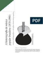 NAPOLITANO_Historiografia música popular brasileira