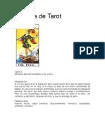Apuntes de Tarot Rider