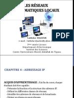 Chapitre 3 - Réseaux Locaux Informatiques
