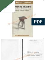 Chaves Norberto - El Diseño Invisible