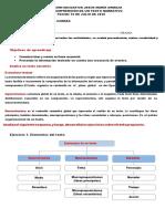 COMPRENSIÓN DE UN TEXTO NARRATIVO Y MONOSÍLABOS (1)