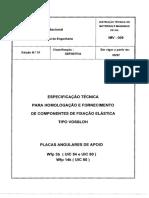 imv-009[1]-Esp. téc. homologação e fornecimento de componentes de fixação elástica tipo Vossloh-placas angulares