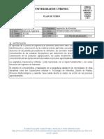 FDOC-088_PlandeCurso_2  OPERACIONES UNITARIAS I
