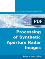 Processing of Synthetic Aperture Radar Images - H. Maitre (Wiley, 2008) WW