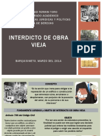 INTERDICTO DE OBRA VIEJA_Elisaul_formatoactual