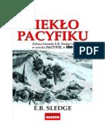 Eugene B. Sledge - Pieklo Pacyfiku
