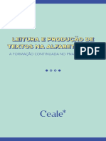Leitura e Produção de Textos Na Alfabetização - Digital