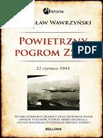 Wawrzyński Mirosław - Powietrzny Pogrom ZSRR. 22 Czerwca 1941