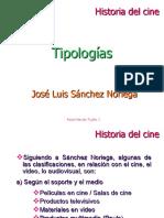 Tipologias Jose Luis Sanchez Noriega Historia del cine