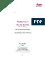 Benchmark Manual