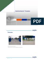 Implementación Transelec