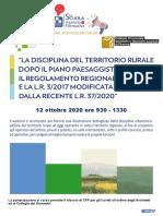 ANCI - Disciplina Del Territorio Rurale-12 Ottobre