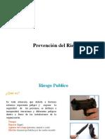 Diapositivas Riesgo Publico