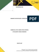 Instructivo Informe Técnico Final Esp