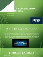 Energia, Electricidad y Electronica