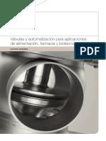 Línea Completa de Válvulas y Automatización