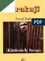 Kürtlerin Ic savasi_faysal dagli