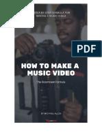 Make a music video