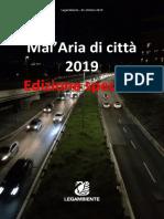 Malaria 2019 Edizione Speciale