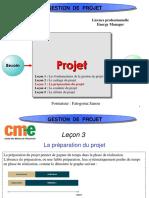 Cme Module Gestion de Projet Lecon 3