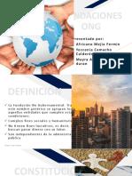 FUNDACIONES  ONG