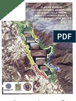 Plan de Manejo Socioeconomico, Ambiental y Pesquero de la Presa Rodrigo Gómez-La Boca, Santiago, Nuevo León, México. Páginas 1 a 60