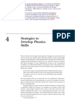 Phonics Skills Chapter 4