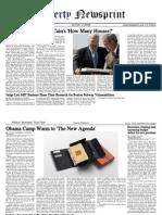 Liberty Newsprint 8-21-08 Edition