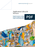 An Introduction to Application Lifecycle Services
