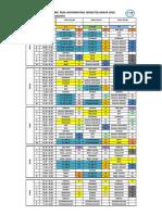 Jadwal Pelajaran Semester Genap tp 2018-2019 REV 2