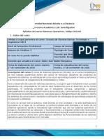 Syllabus de Curso - Sistemas Operativos -301402
