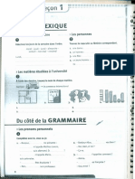 Alterego Cahier Dossier 1