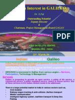 munich Summit-Indian Interest In Galileo