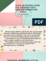 L-6 General purpose Social Media Sites