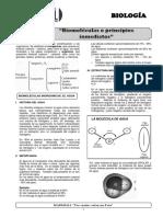 BIOLOGÍA 1(a) - Biomoléculas o principios inmediatos